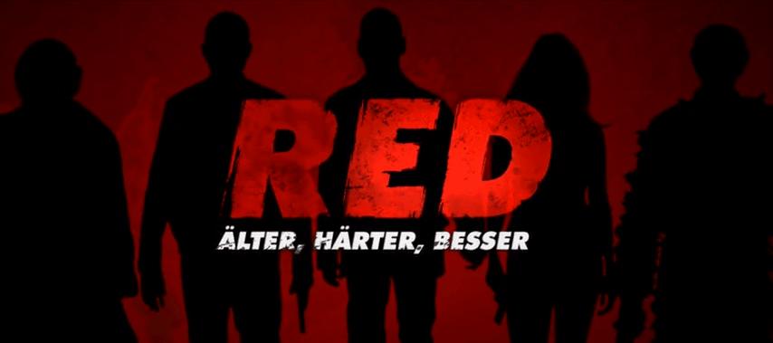 R.E.D. | Kino/TV | Was is hier eigentlich los? | wihel.de
