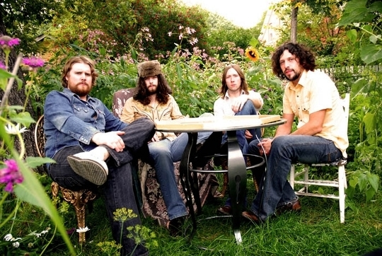 The Sheepdogs - I don't know