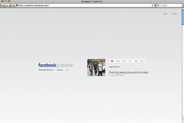 Facebook Facelift | Awesome | Was is hier eigentlich los? | wihel.de