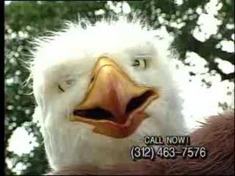 Werbung: Eagleman | Werbung | Was is hier eigentlich los?