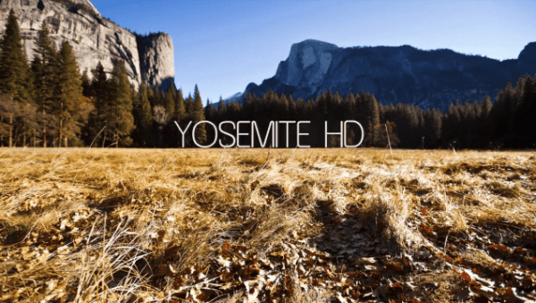 Timelapse: Yosemite-Nationalpark