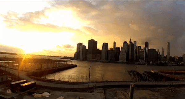 Irgend so ein Video von New York - vom Sumit