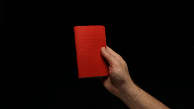 Field Notes: Red Blooded