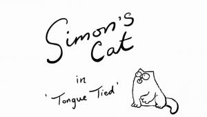 Simon's Cat in Tongue Tied | Lustiges | Was is hier eigentlich los? | wihel.de