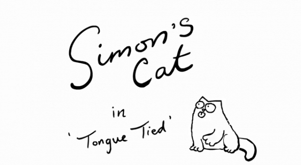 Simon's Cat in Tongue Tied | Lustiges | Was is hier eigentlich los? | wihel.de