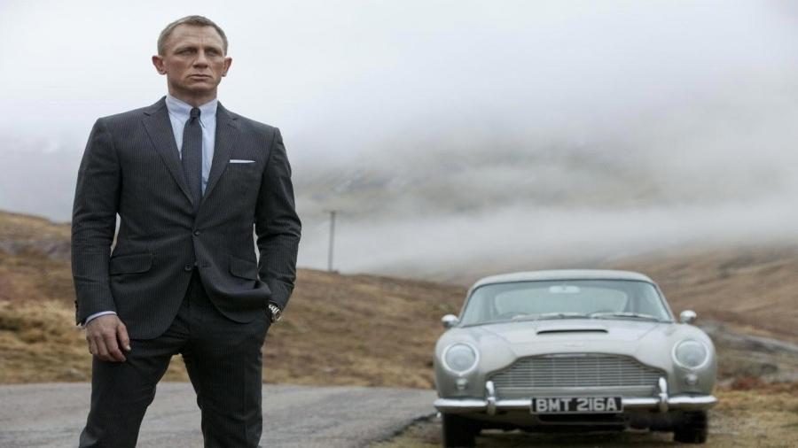 James Bond Skyfall - OFFICIAL TRAILER | Kino/TV | Was is hier eigentlich los?