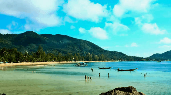 Timelapse: Südostasien