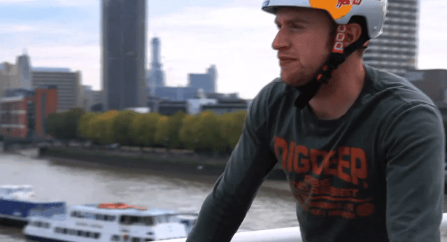 Danny MacAskill – Streets of London | Awesome | Was is hier eigentlich los? | wihel.de