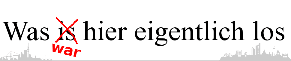 Das Spannendste aus KW36 / 2012 | Bloggerei | Was is hier eigentlich los? | wihel.de