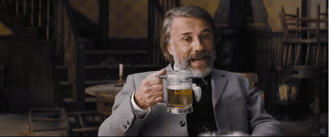 Django Unchained: 2.Trailer