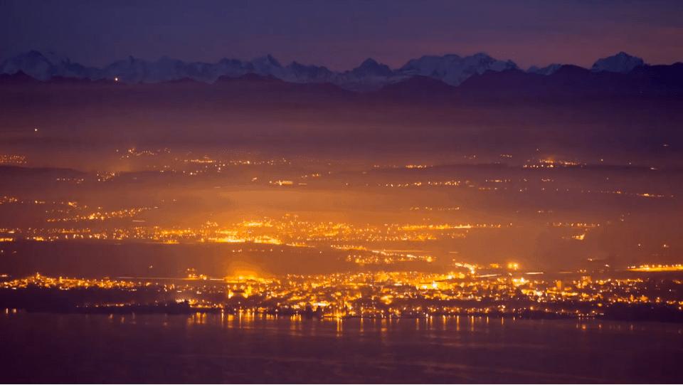 Timelapse: Die Alpen - Helvetia's Dream
