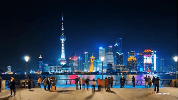 Timelapse: Guangzhou 2012