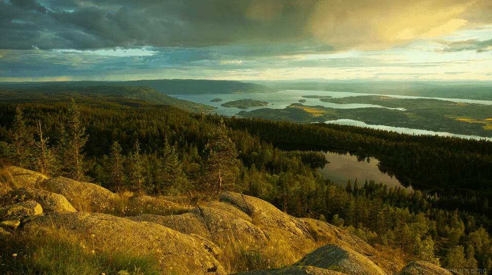 Dynamic Nature - Norwegen, wie man es sich vorstellt | Timelapse | Was is hier eigentlich los? | wihel.de