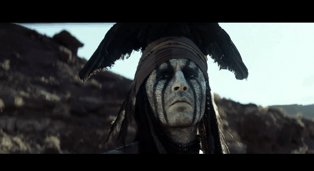 The Lone Ranger - New Trailer