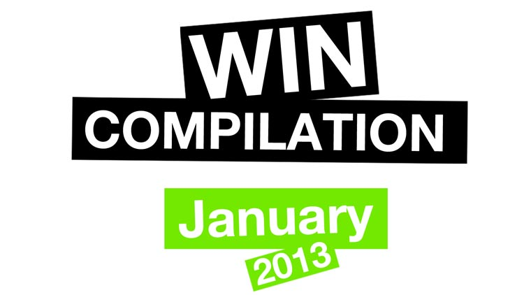 Win-Compilation im Januar 2013 – Powered by WIHEL und Langweiledich.Net | Win-Compilation | Was is hier eigentlich los?