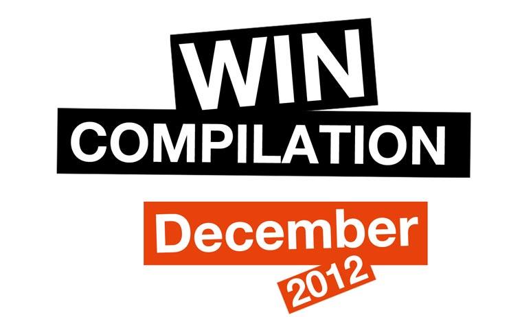 Win-Compilation im Dezember 2012 – powered by WIHEL und langweiledich.net