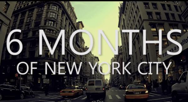 6 Months of New York City - Sumit ist wieder da