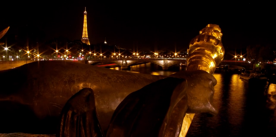 Timelapse: Paris, the city of light | Timelapse | Was is hier eigentlich los?