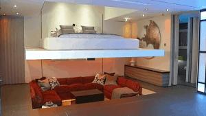 Transforming Apartment - Platzsparend wohnen | Design/Kunst | Was is hier eigentlich los? | wihel.de