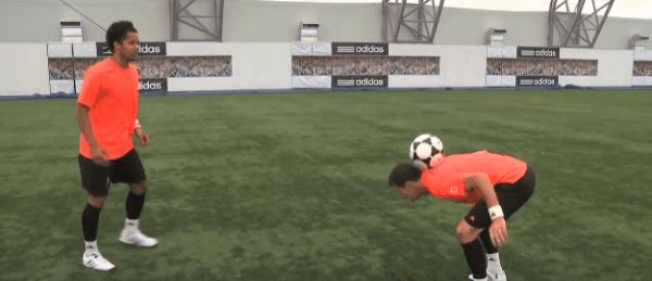 Amazing Football Freestyle Skills