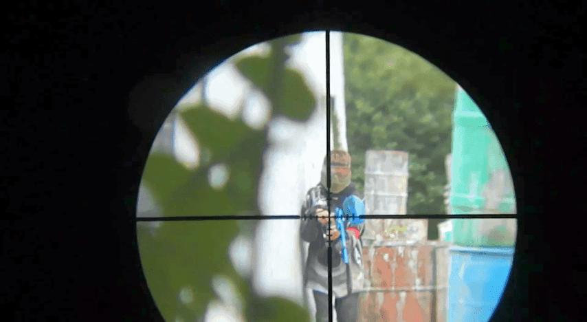 Der Paintball-Sniper | Awesome | Was is hier eigentlich los? | wihel.de