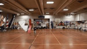 Drachenfliegen ohne Wind - Indoor! | Awesome | Was is hier eigentlich los? | wihel.de