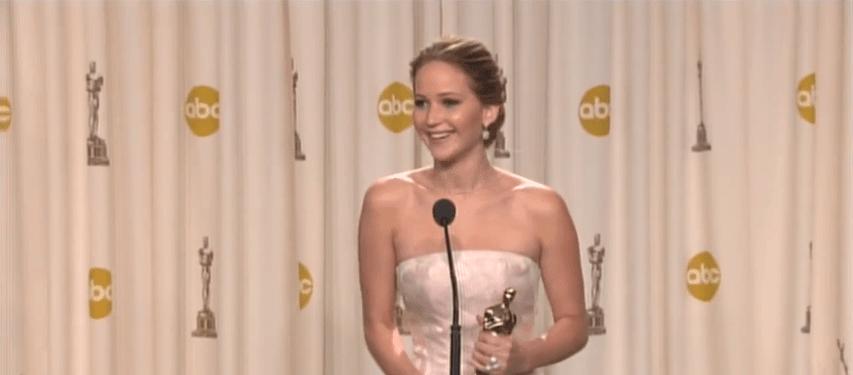 Durchaus sympathisch: Jennifer Lawrence | Lustiges | Was is hier eigentlich los?