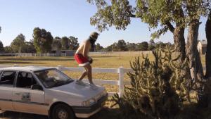 NICHT NACHMACHEN: Der Kaktus-Stunt | WTF | Was is hier eigentlich los?