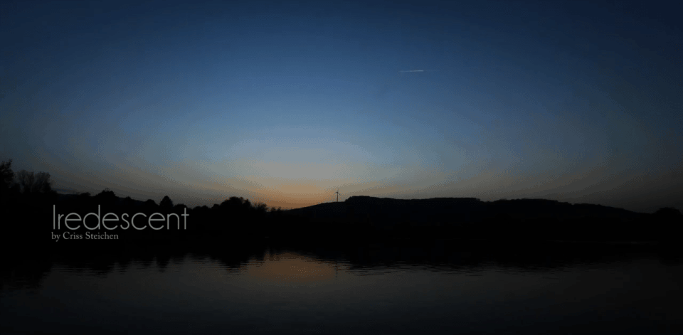 Timelapse: Iredescent by Criss Steichen | Timelapse | Was is hier eigentlich los? | wihel.de