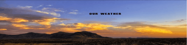 Timelapse: Our Weather