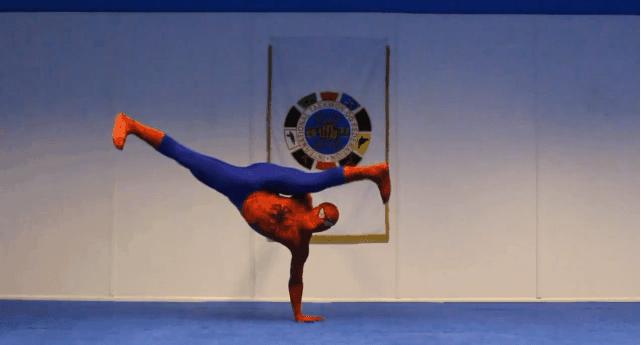 Spiderman gibt es wirklich | Kino/TV | Was is hier eigentlich los? | wihel.de
