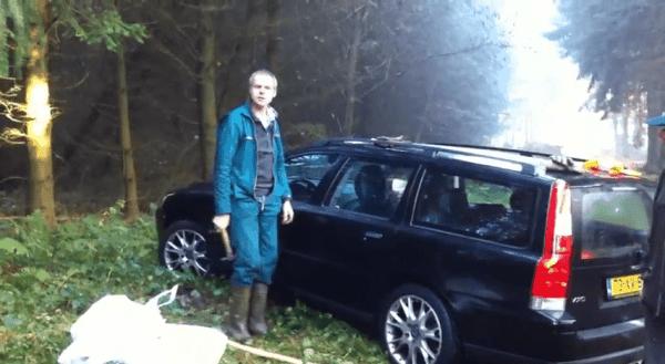 Volvo vs. Hammer