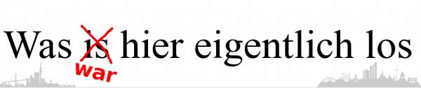 Das Spannendste aus KW17 / 2013 | Bloggerei | Was is hier eigentlich los? | wihel.de