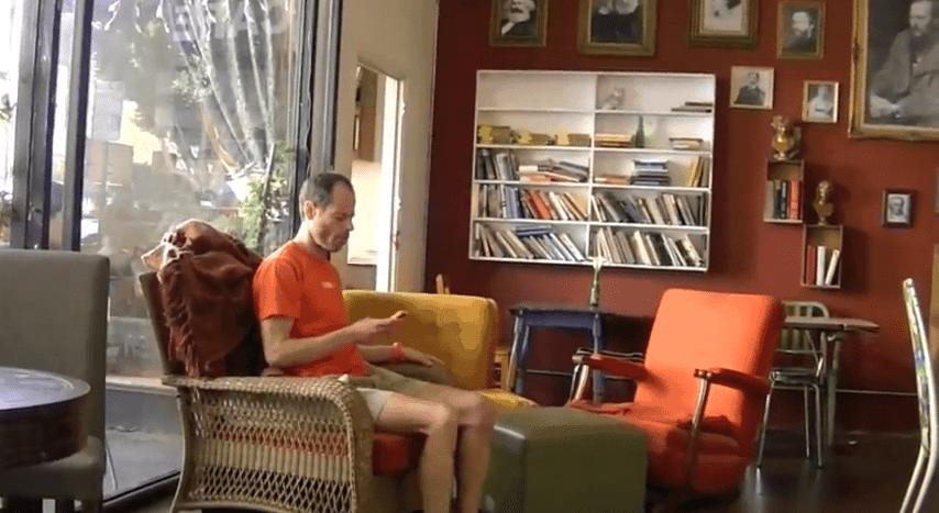 Der Sitzmöbel-Prank