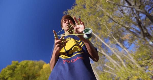 Der aktuelle Jojo-Champion: Zach Gormley