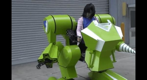 Die Kampfroboter aus Matrix gibt es wirklich | Nerd-Kram | Was is hier eigentlich los? | wihel.de