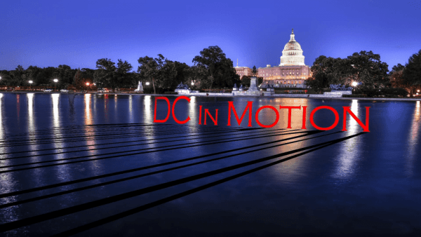 Timelapse: Washington DC in Motion by Usmaan Chaudhry