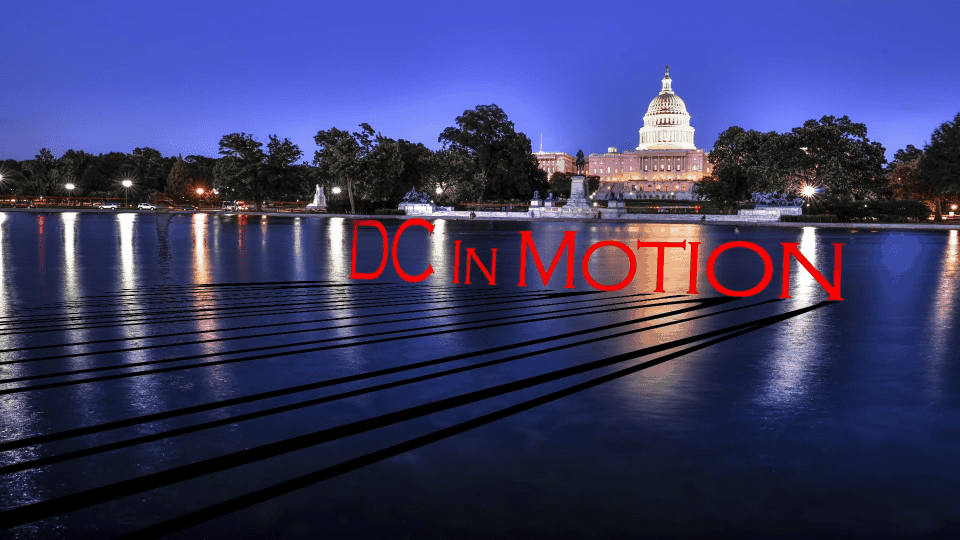 Timelapse: Washington DC in Motion by Usmaan Chaudhry | Timelapse | Was is hier eigentlich los?