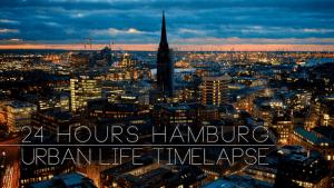 24 hours hamburg - urban life timelapse | Timelapse | Was is hier eigentlich los? | wihel.de