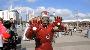 Die Cosplay Highlights von der Comic Con 2013 | Nerd-Kram | Was is hier eigentlich los? | wihel.de
