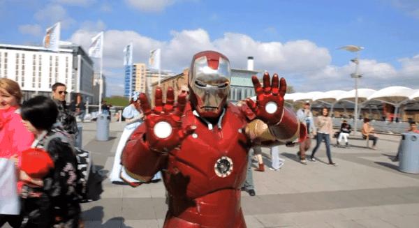 Die Cosplay Highlights von der Comic Con 2013