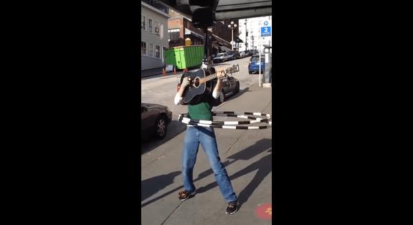 Als Straßenmusiker muss man sich was einfallen lassen | Awesome | Was is hier eigentlich los?