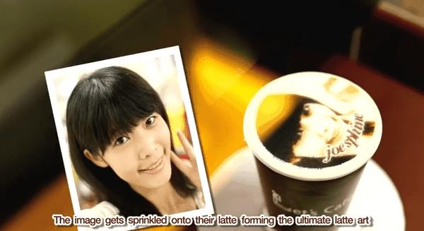 Dein Gesicht auf Kaffee | WTF | Was is hier eigentlich los? | wihel.de