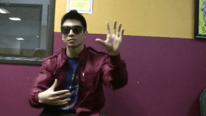Der verrückte Finger-Tänzer | Awesome | Was is hier eigentlich los? | wihel.de