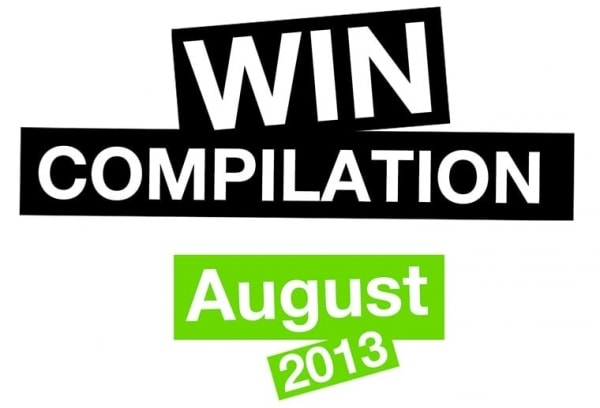 Win-Compilation im August 2013 – Powered by WIHEL und langweiledich.net | Win-Compilation | Was is hier eigentlich los? | wihel.de