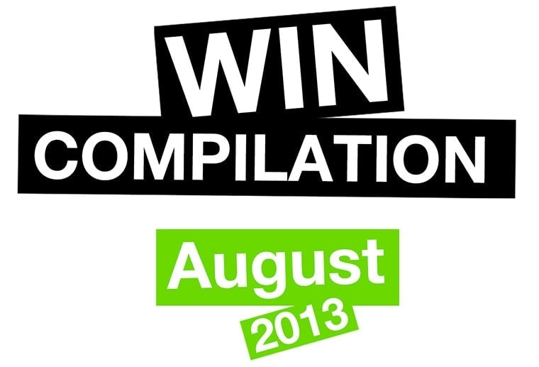 Win-Compilation im August 2013 – Powered by WIHEL und langweiledich.net | Win-Compilation | Was is hier eigentlich los?