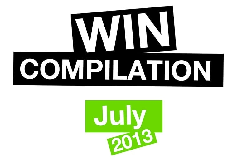 Win-Compilation im Juli 2013 – Powered by WIHEL und langweiledich.net