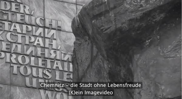 Chemnitz - eine Stadt, in der man nicht leben will