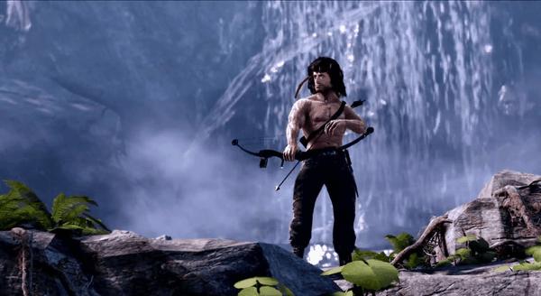 John Rambo - Das Spiel