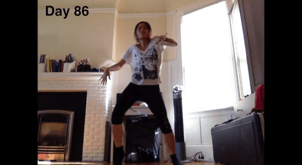 Tanzen lernen in einem Jahr | Awesome | Was is hier eigentlich los? | wihel.de